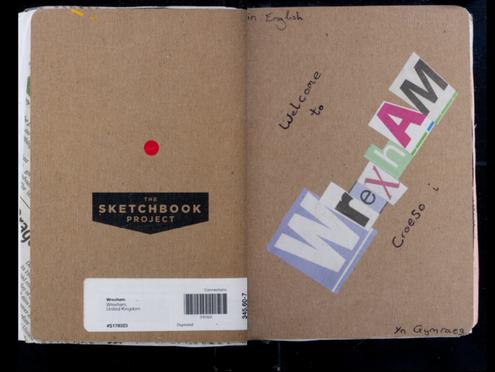 Wrexham Sketchbook Project