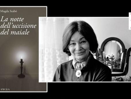 Vite in eredità: i fili di Magda Szabó.