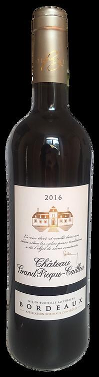 Bordeaux Rouge - Château Grd Picquecaillou 2018