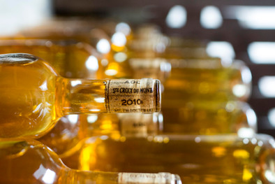 Bottles of our Ste Croix du Mont