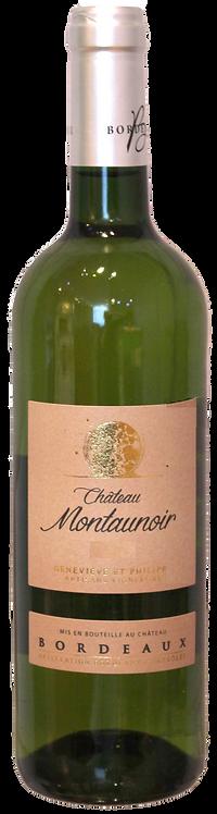 Bordeaux Blanc sec - Château Montaunoir 2019