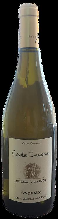 Bordeaux Blanc sec - Cuvée Imagine 2018