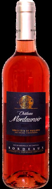 Bordeaux Rosé - Château Montaunoir 2019