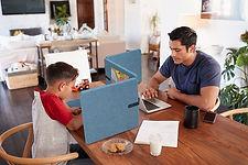 Photo - Informare - Peaceful home workin