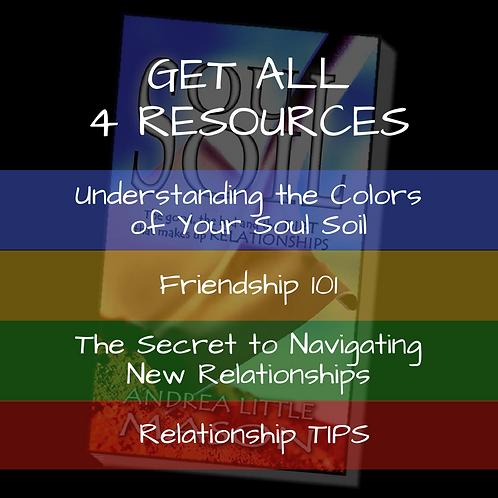 All 4 Soul Soil E-booklets