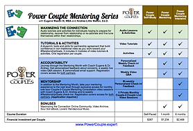 Power Couple Mentoring Series