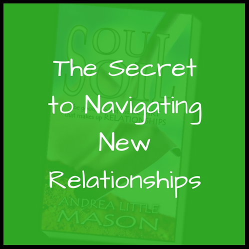 The Secret to Navigating New Relationships E-booklet