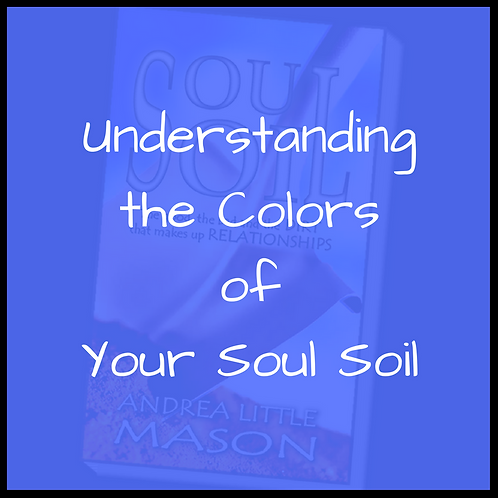 Understanding Your Soul Colors E-booklet