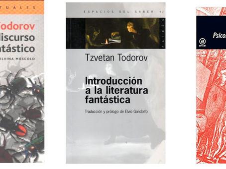 Literatura fantástica -Todorov