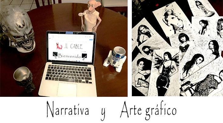 Narrativa, arte gráfico