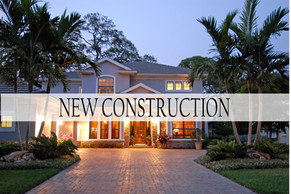 Brand Spanking New...The allure of New Construction.