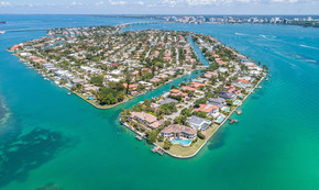 Just Sold: Bird Key Waterfront