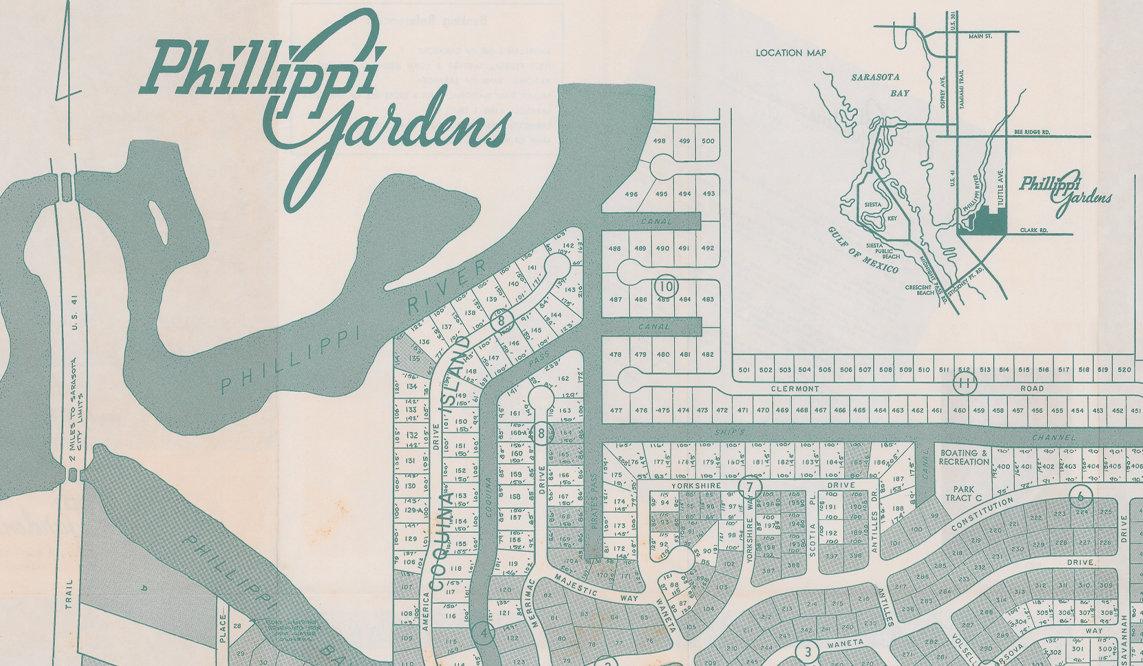 phillippi gardens plat map