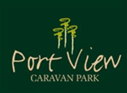 Port View Caravan Park in Matchams, Dorset