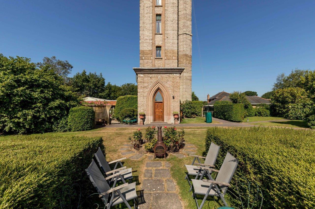 The Tower, Barrows Lane, Sway, Lymington. Hants. SO41 6DE