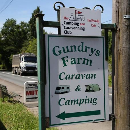 Gundrys Farm Caravan & Camping Site