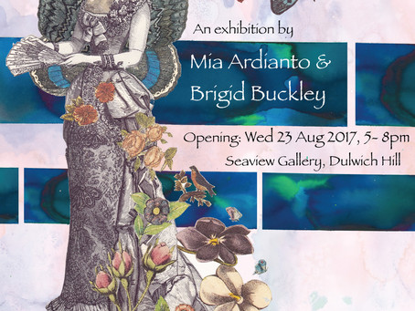 Student exhibition: Mia Ardianto and Brigid Buckley