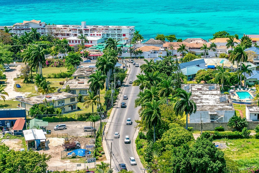 In most Caribbean islands, motorists drive on the left, as opposed to the right in the US. When crossing streets in Jamaica you may find that you need to make a more active effort to check the left (as well as the right) to avoid oncoming traffic.