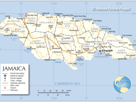The Towns of Jamaica: Montego Bay