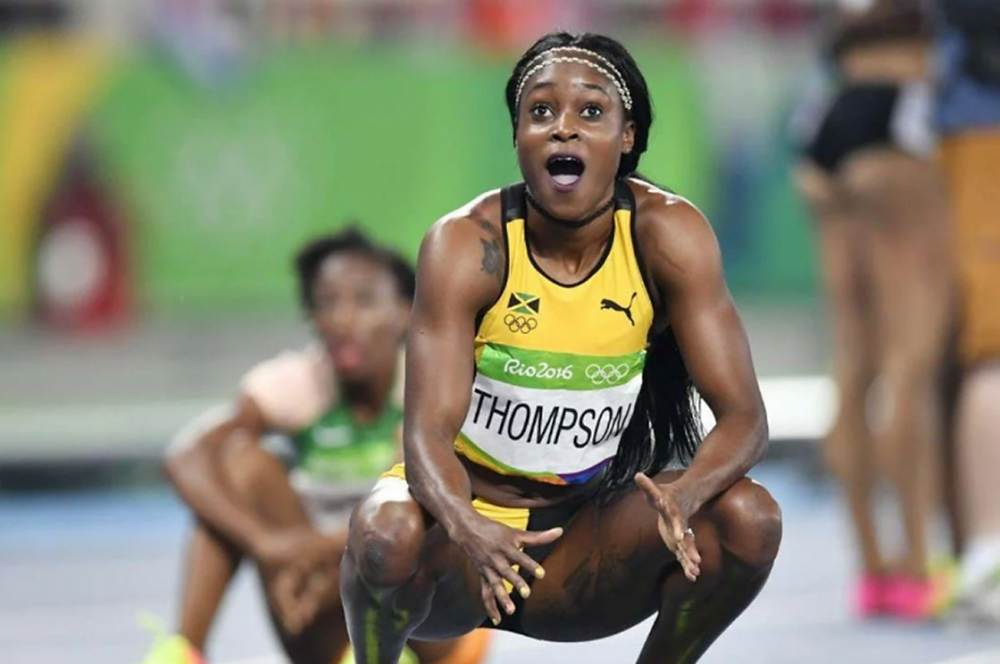 A Jamaican sprinter who specialises in the 100 metres and 200 metres. She is a five-time Olympic champion, having won gold in both the 100 and 200 metres at the 2016 Summer Olympics in Rio de Janeiro and again at the 2020 Summer Olympics in Tokyo.