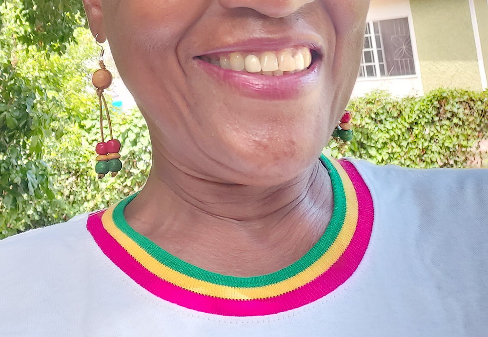 Jewelry inspired by the Humming Bird of Jamaica!