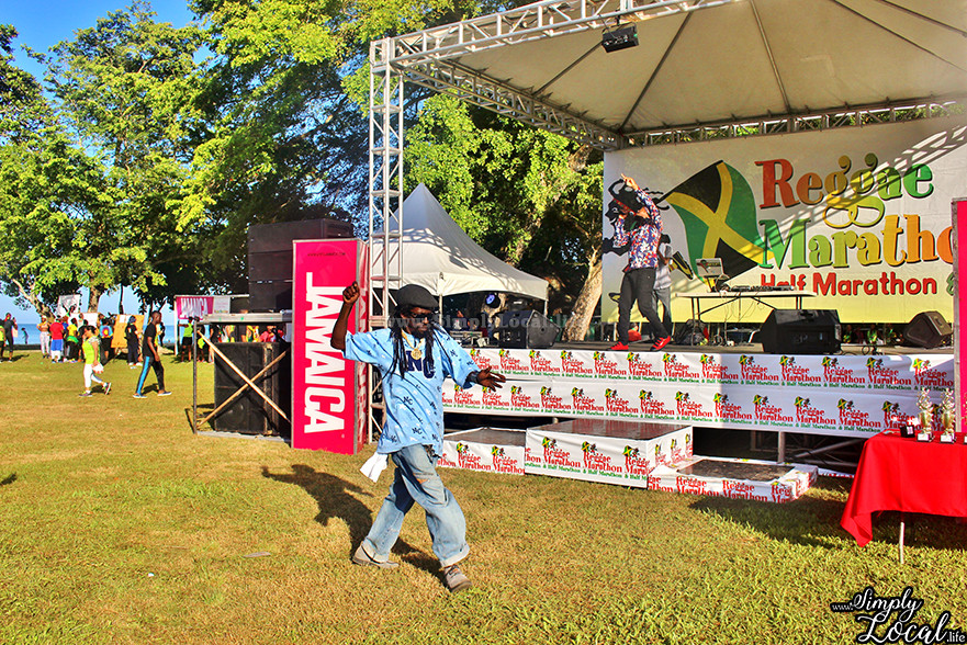The Reggae Marathon is located in Negril, Jamaica. A sleepy fishing village at Jamaica's western end only a few decades ago, the keen visitor can still see fishermen and boats leaving for pots with nets at dusk or dawn. Now one of the premier vacation destinations in the world.