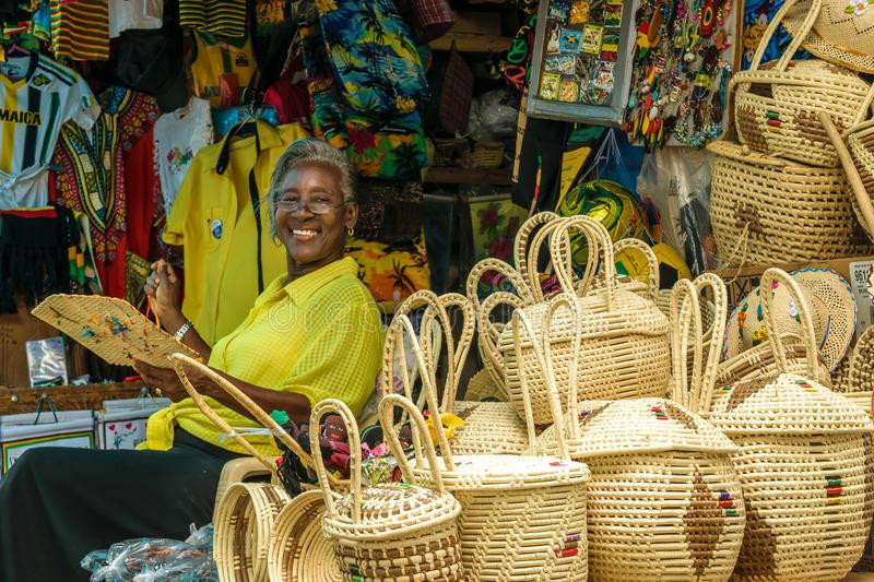 If you visit spots like the Jamaica Craft Market, expect that you will be approached by local vendors. Some will call out to you asking what you need, or offering what they're selling.