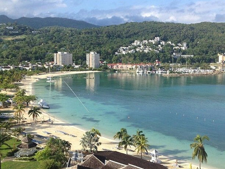 Towns of Jamaica: Ocho Rios - From Sleepy Fishing Village to Bustling Tourist Mecca