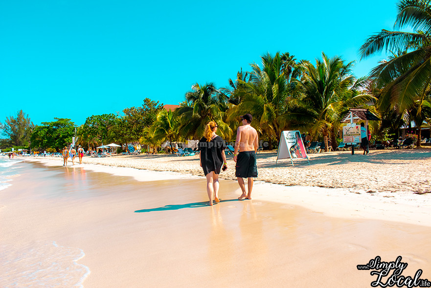 The iconic Seven Mile Beach in Negril is perhaps the best example of an ideal tropical setting. As the name suggests the beach goes on and on and is loaded with activities and attractions that are sure to delight.