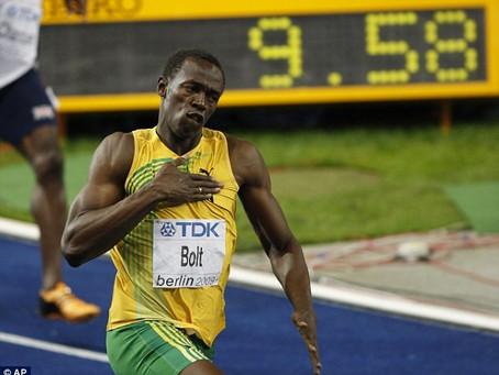 Famous Jamaicans: Usain Bolt, the Sprint Legend