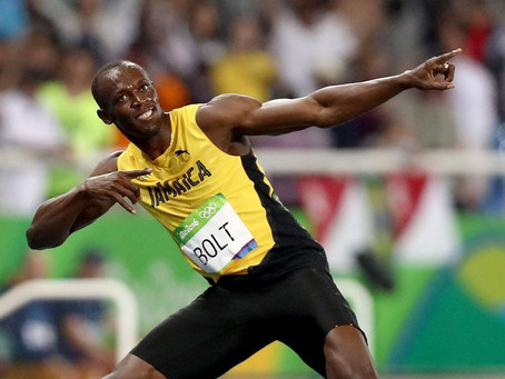 Famous Jamaicans:  Usain Bolt, Now a Family Man and Still a Legend