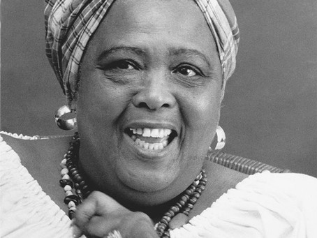 """Famous Jamaicans: The Culture Icon, """"Louise Bennett-Coverley (Miss Lou)"""""""