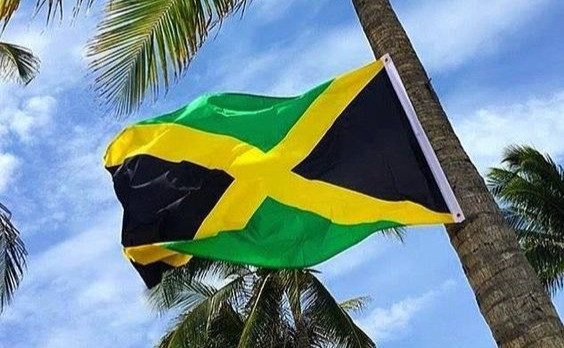 Jamaica Celebrates Her First Independence Day with the Raising of The Black, Green, and Gold Flag