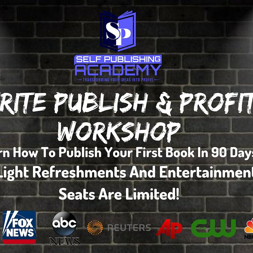 Write Publish & Profit Masterclass