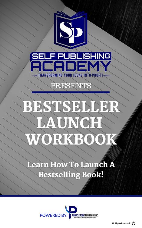 Book Bestseller Launch Workbook