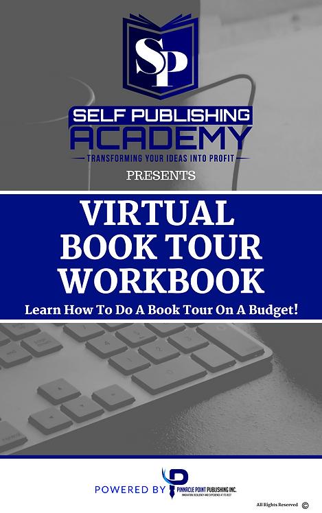 Virtual Book Tour Workbook