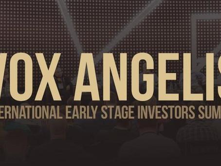 Международный саммит инвесторов ранних стадий VOX ANGELIS 2019