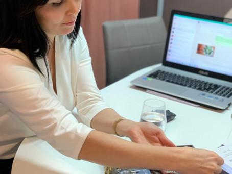Бизнес встреча с Сукаевой Русланой