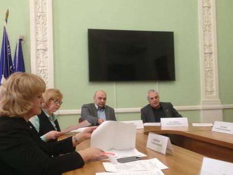Заседание Общественного Совета при Управлении Роспотребнадзора по Самарской области