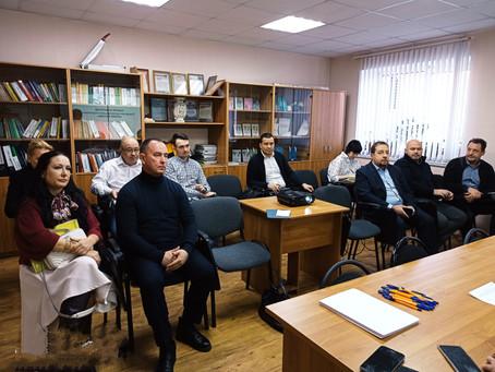 Заседание Председателей Комитетов и Комиссий Самарского регионального отделения