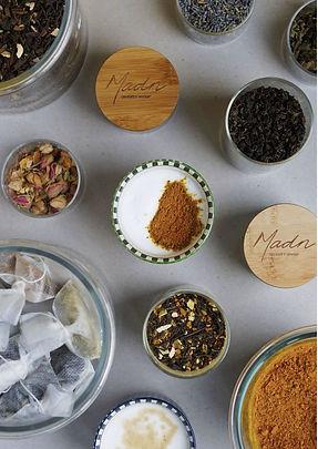 Handmade tea