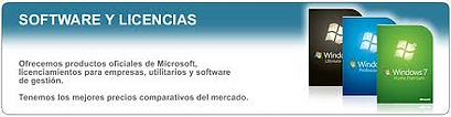 Software y licencias Microsoft