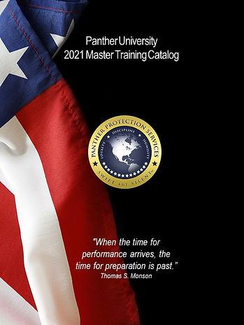 PPS Master Training Catalog 2021 112120