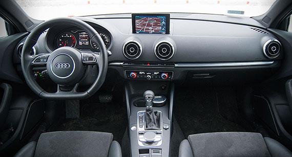 Audi-A3 sedan
