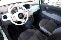 FIAT 500 DESKA