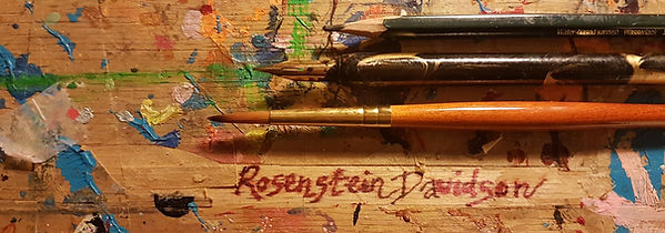 Illustration and painting tools in Sussex (Brighton) by Amada Rosenstien Davidson