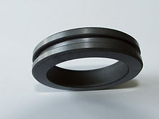 slide bearings, carbon graphite, resin, antimon, sline rings, sealing rings, packing rings, Sic, SiSic, Sic, SiSiC, TC, Wolframcarbid, Gegenringe, Trennschieber