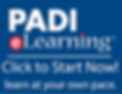 PADI elearning malta scuba diving