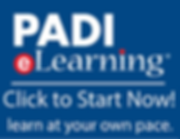 PADI elearning malta scuba diving open water course