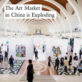 The Art Market in China is Exploding